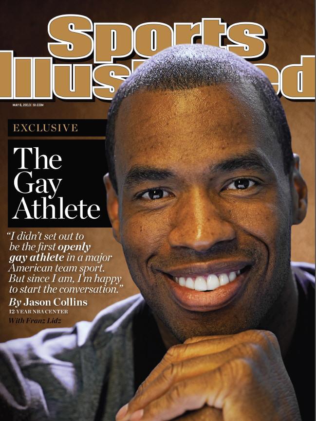 Jason Collins ha reconocido públicamente su homosexualidad aunque no es el primer jugador de la NBA en hacerlo.