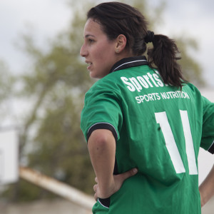 El reto de ser jugadora de fútbol en Tánger