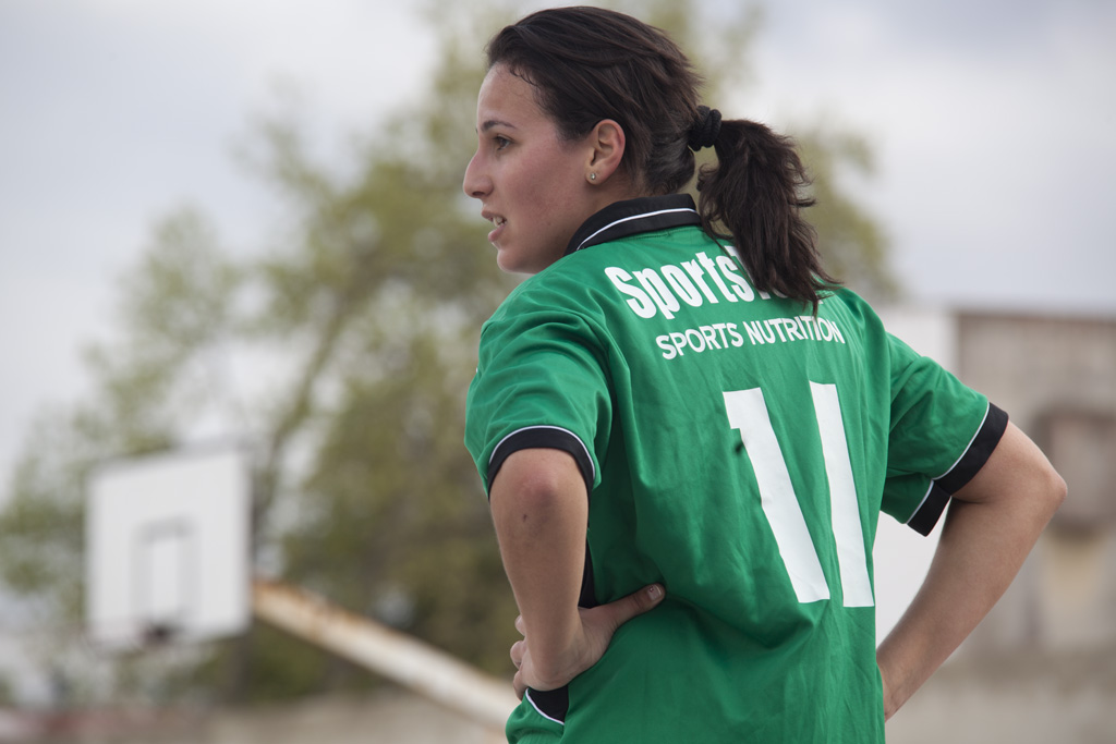 El encuentro de fútbol femenino, un acontecimiento histórico en Marruecos.