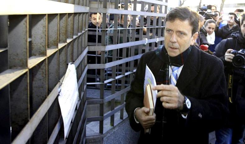 """Eufemiano Fuentes, presunto promotor de la trama de dopaje """"Operación Puerto"""", podría ser condenado por un delito contra la salud pública"""