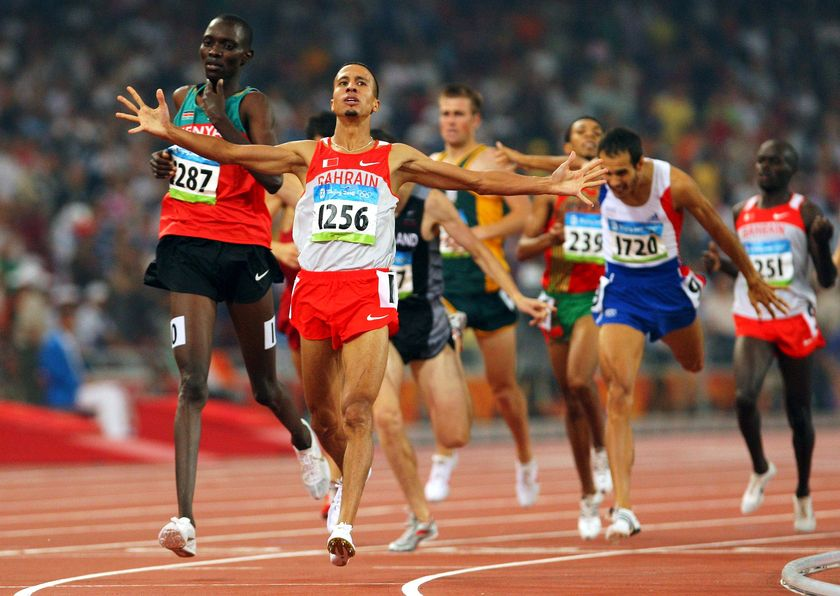 Rashid Ramzi fue desposeído de su oro olímpico en los 1500m de Beiing 2008 tras dar positivo por EPO CERA.
