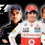 Fórmula 1, poder hispano