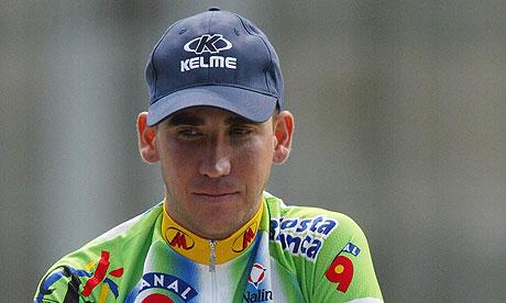 El ex ciclista Jesús Manzano es uno de los pocos deportistas españoles que ha reconocido el dopaje.