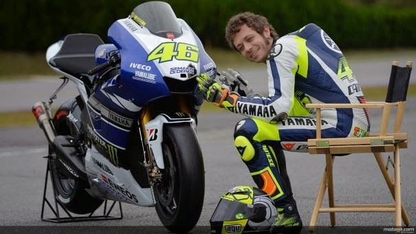 Valentino es una leyenda que todavía sueña con volver a ser campeón de nuevo.