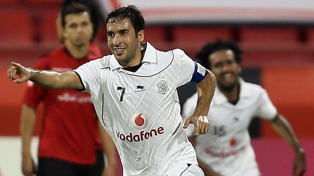 Raúl no es un jugador más en el Al Sadd.