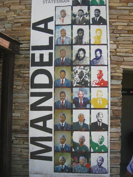 Mandela es una de las grandes personalidades del siglo XX.