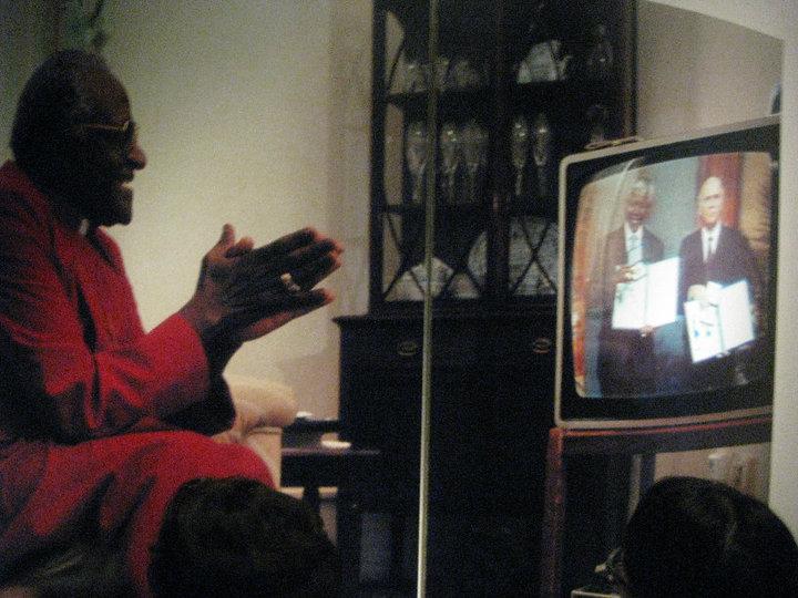 Nelson Mandela y Peter De Klerk recibieron conjuntamente el premio Nobel de la Paz en 1993.