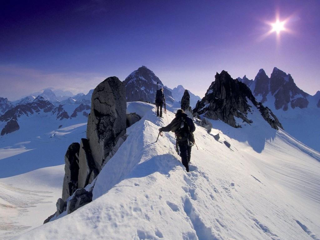 El alpinismo es un deporte exigente que requiere de una preparación y equipo apropiados.