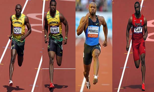 Las ausencias de Yohan Blake, Tyson Gay y Asafa Powell marcarán las pruebas de la velocidad en Moscú.