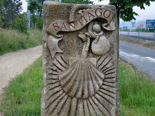 Cuando se trata de la gran ruta de los peregrinos, todos los caminos llevan a Santiago.