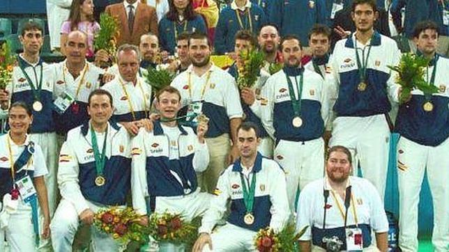 La selección española de baloncesto paralímpica campeona en Sidney 2000, una estafa vergonzante.