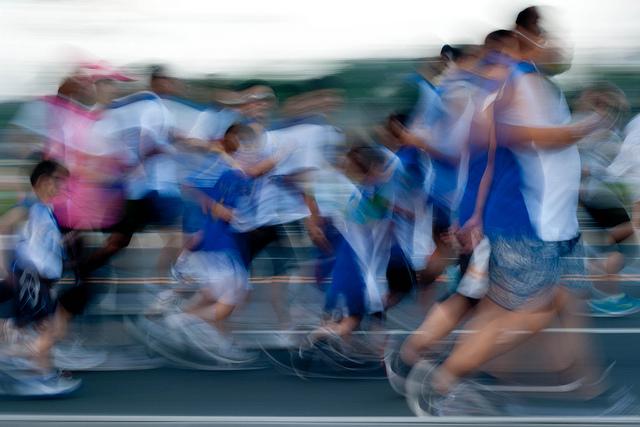 La clave es cómo preparar una media maratón