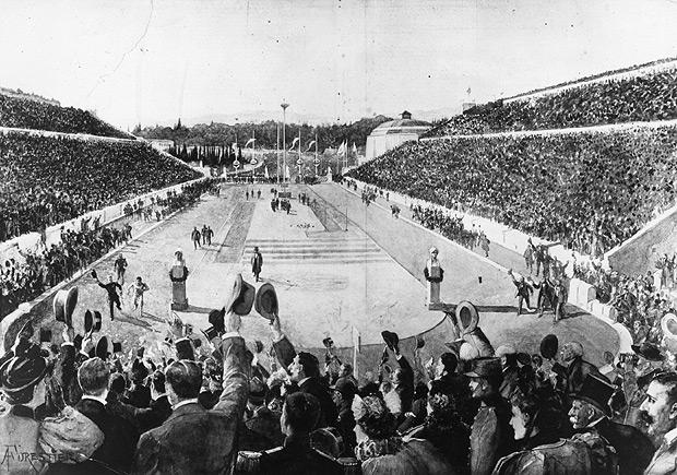 El primer maratón consagró a Spiridon Louis pero también condenó al primer tramposo del deporte moderno.