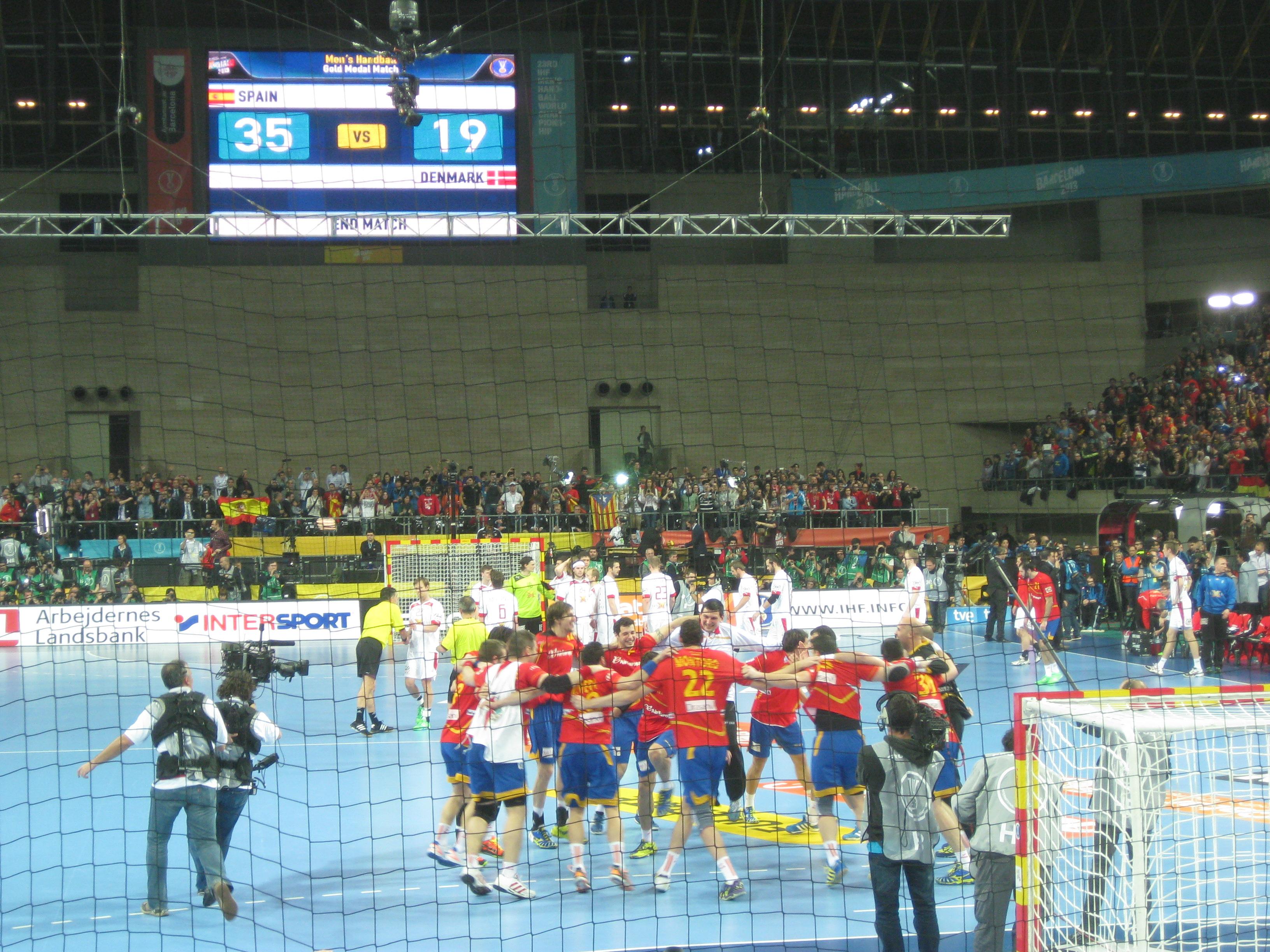 Tras ser campeona del mundo, la selección española de balonmano intentará reinar en Europa.