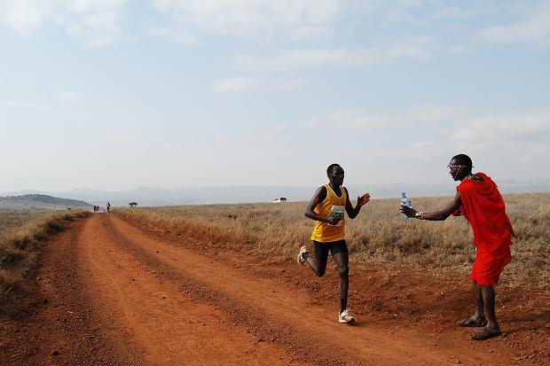 La experiencia de 'Running with the Kenyans'