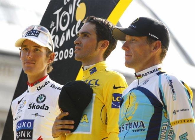Armstrong brilló en su vuelta al Tour aunque un año después se retiraría definitivamente del ciclismo.