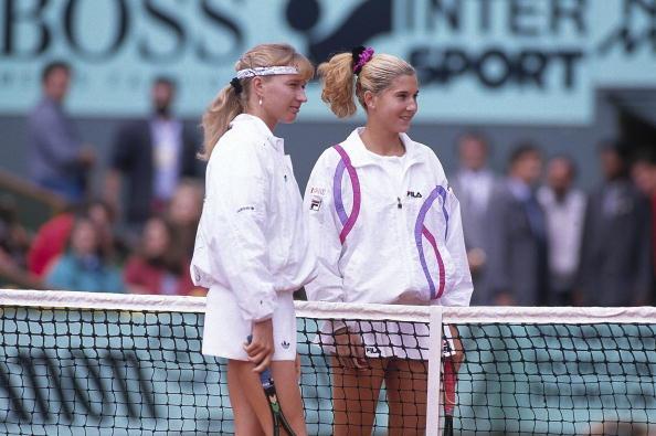 Mónica Seles fue agredida en 1993 tras arrebatar el número uno del mundo a Steffi Graf.