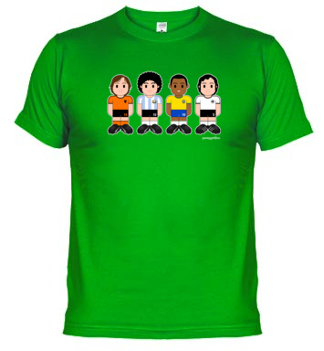 Si quieres tener esta original camiseta, clica en la foto.