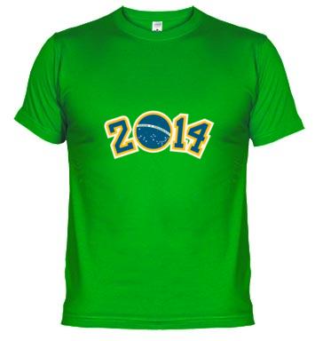 2014 será un año inolvidable para los buenos aficionados al fútbol. Si quieres la camiseta clica en la foto.