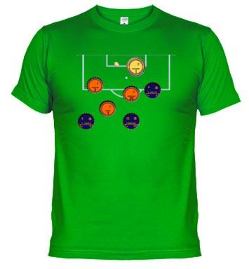 Si quieres tener esta original camiseta del gol de Iniesta clica en la foto.