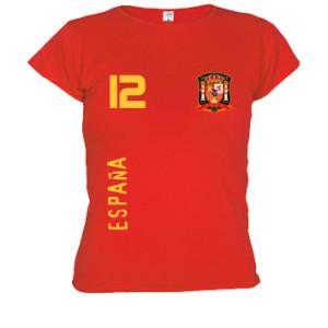 Las camisetas del mundial de fútbol de Brasil