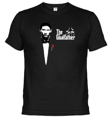 Si quieres tener una camiseta original sobre Messi clica en la foto.