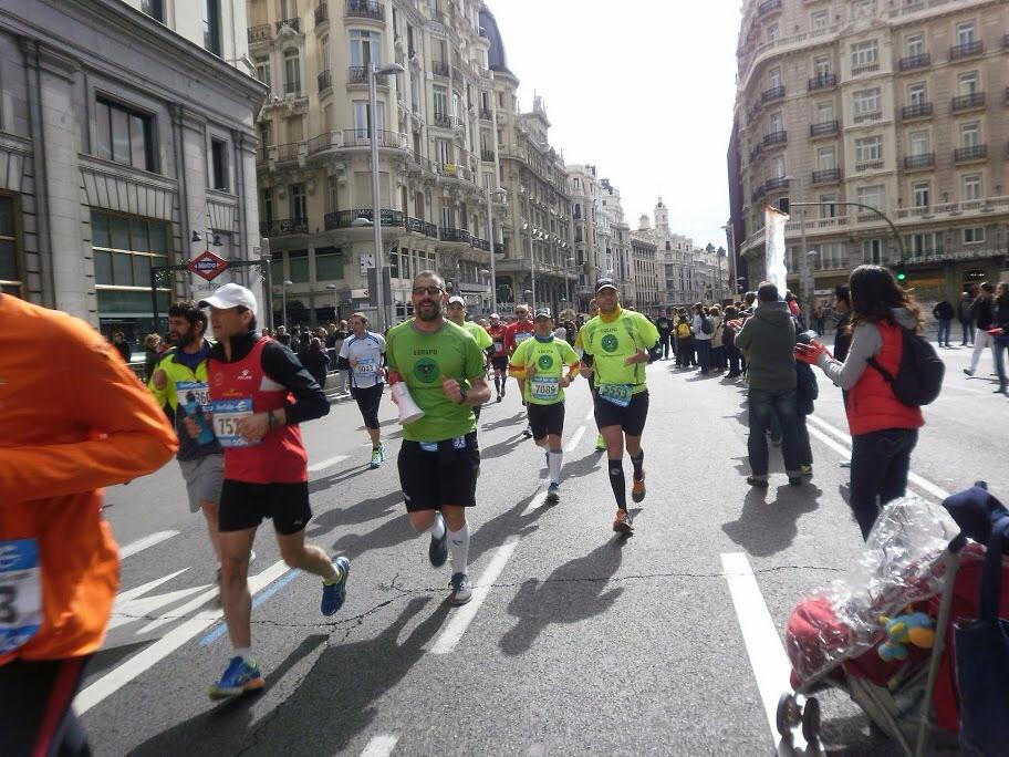 Correr un maratón es un reto al que debemos llegar muy bien preparados.