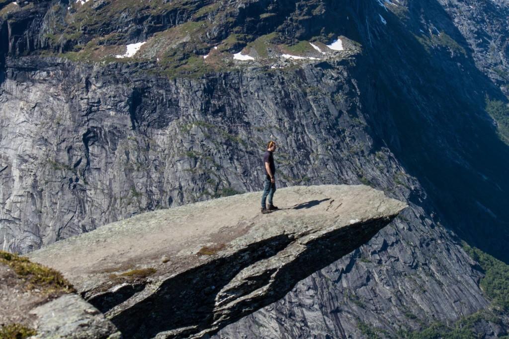 Uno se siente como un ser insignificante ante la magnitud de la naturaleza. (Foto: Víctor Fernández-Peñaranda)