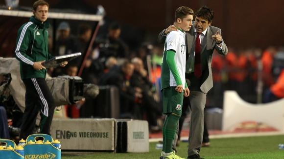 El debut con la selección de Gales de Harry Wilson hizo millonario a su orgulloso abuelo.