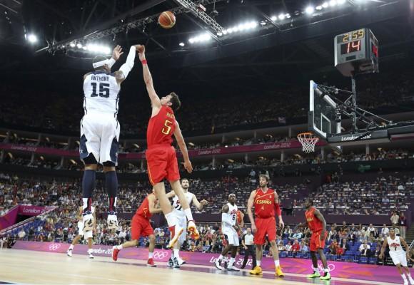España rozó el oro olímpico en 2008 y 2012 y busca derrotar a EEUU en el próximo mundial.