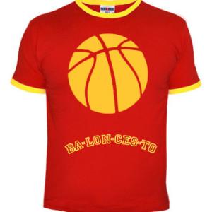 Las camisetas del mundial de baloncesto de España 2014