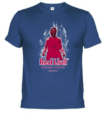 Si eres fan de Sergio Llull  puedes llevar esta divertida camiseta clicando en la imagen.