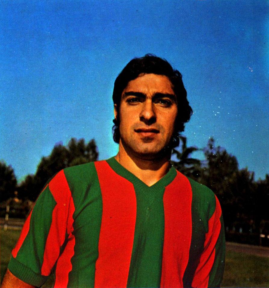 Bruno Beatrice, muerto por leucemia a los 39 años.