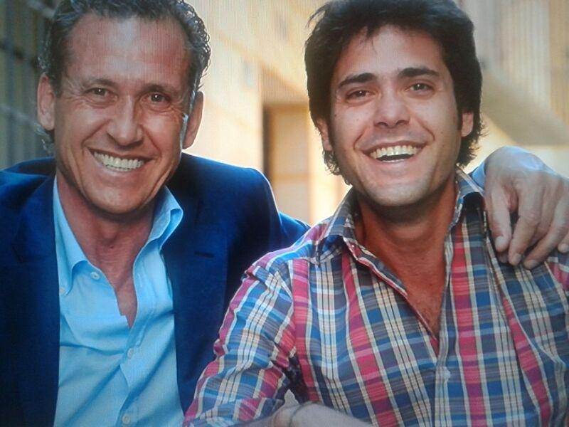 El hijo de Jorge Valdano, escribió con su padre el guión del documental de Messi
