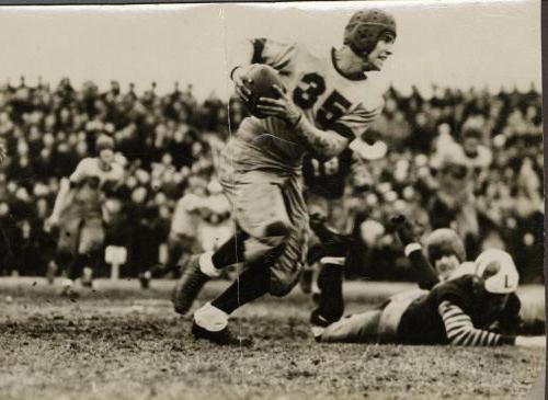 Jack Kreouack pudo haber sido una leyenda del fútbol americano, pero se convirtió en una leyenda de la literatura norteamericana.