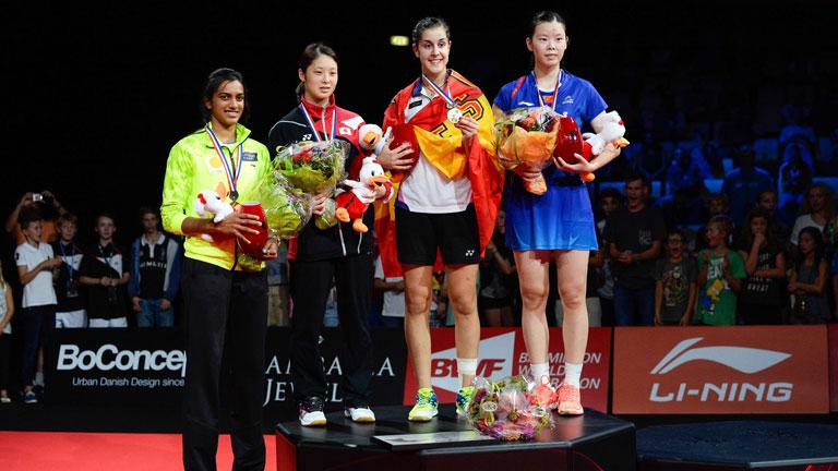 Carolina Marín ha terminado con el dominio asiático en el bádminton al proclamarse recientemente campeona del mundo.