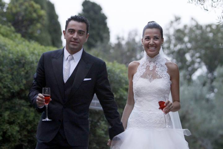 boda Xavi Hernández