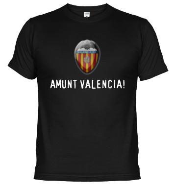 camiseta Amunt Valencia
