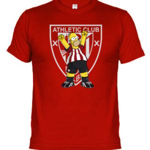 camiseta Leones Athletic Homer