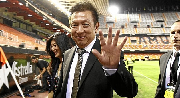Peter Lim se ha convertido en todo un referente para el valencianismo.