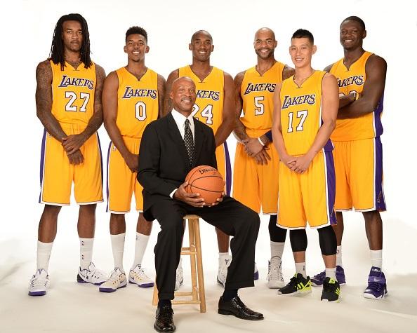 Pese a vivir horas bajas, Los Angeles Lakers es la franquicia más mediática de la NBA.