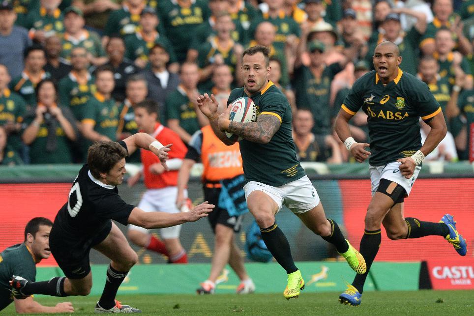 Los Springboks son el referente deportivo de Sudáfrica.