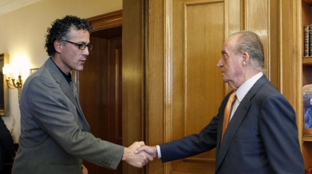 Ex compañero de Iñaki Urdangarín, Xabier Errekondo es el portavoz de Amaiur en el Congreso.