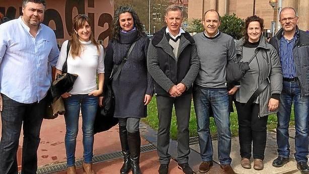 Julián Gorospe es uno de los nuevos candidatos del PNV en la localidad de Iurreta.