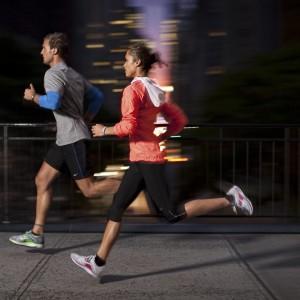 Alimentación y equipo para runners