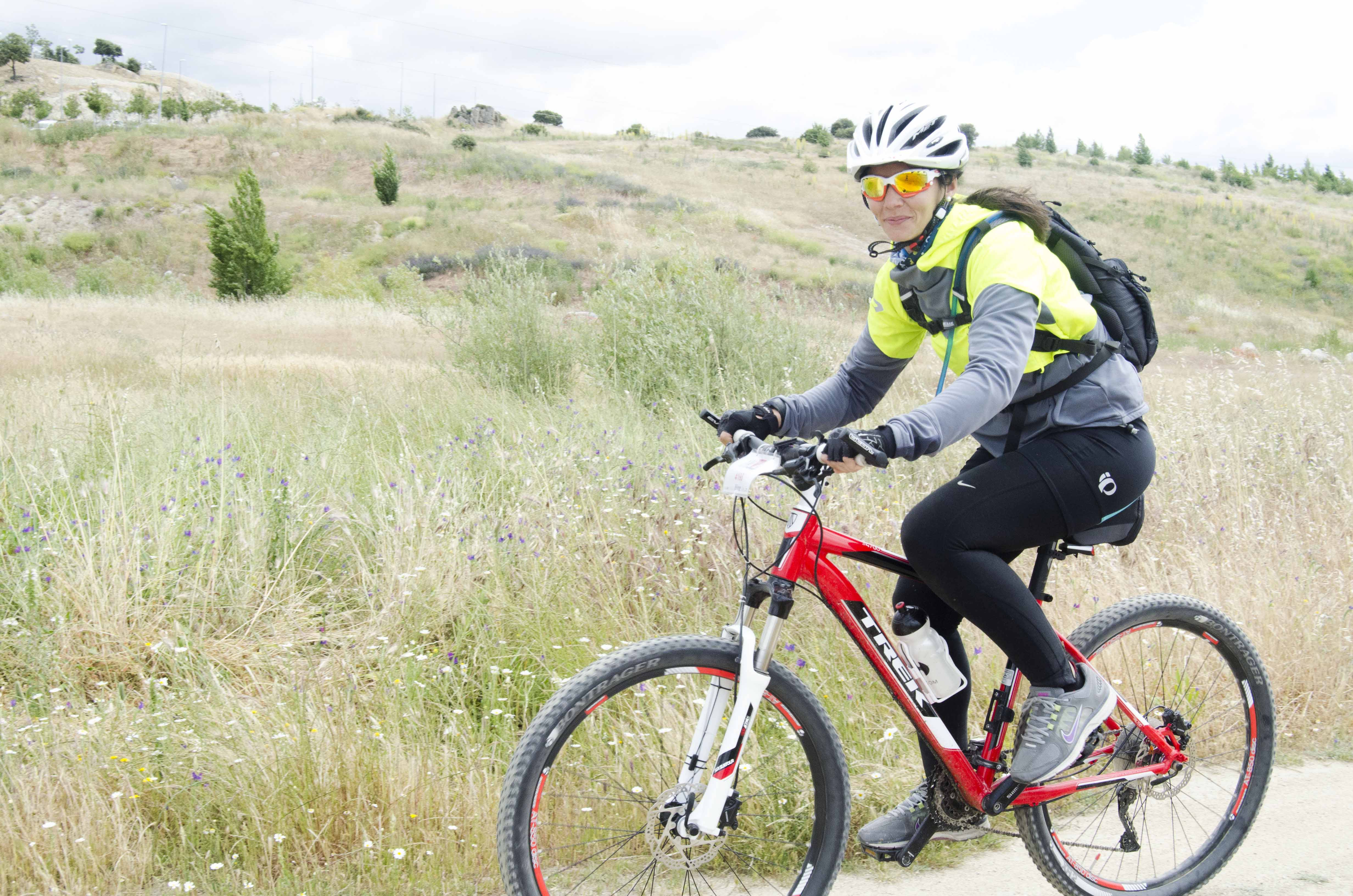 A pie, en bicicleta o mediante duatlón, la clave es disfrutar del deporte al aire libre.