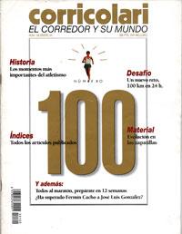 Los 100 kilómetros en 25 horas se iniciaron para conmemorar el número 100 de la revista Corricolari.