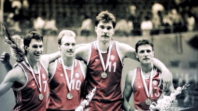La URSS que capitaneó Sabonis es leyenda del baloncesto europeo.