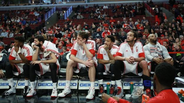 Los Bulls esperan ver la final desde la cancha esta temporada.