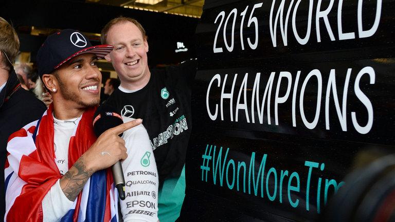 Lewis Hamilton buscará en 2016 conseguir su cuarto mundial de Fórmula 1.